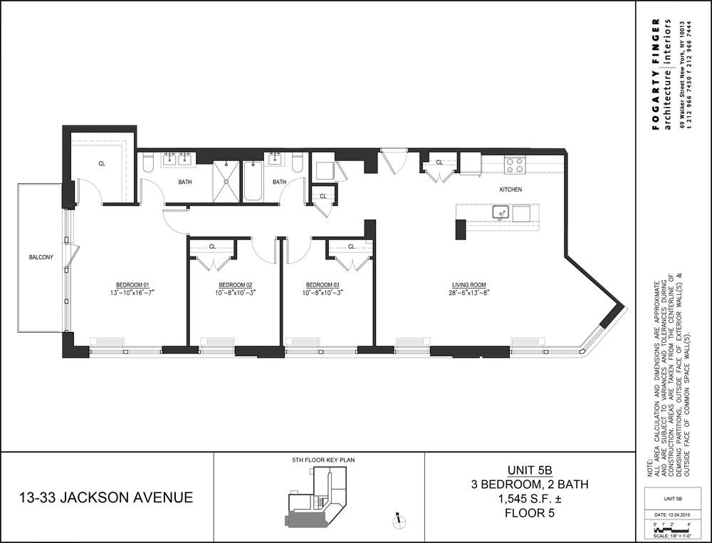 Residence 5B
