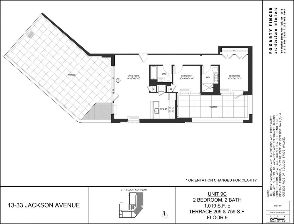 ... 2 Bath; Floor 10. Residence 9C. Residence 9C Part 63