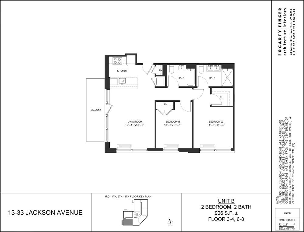 Residences B
