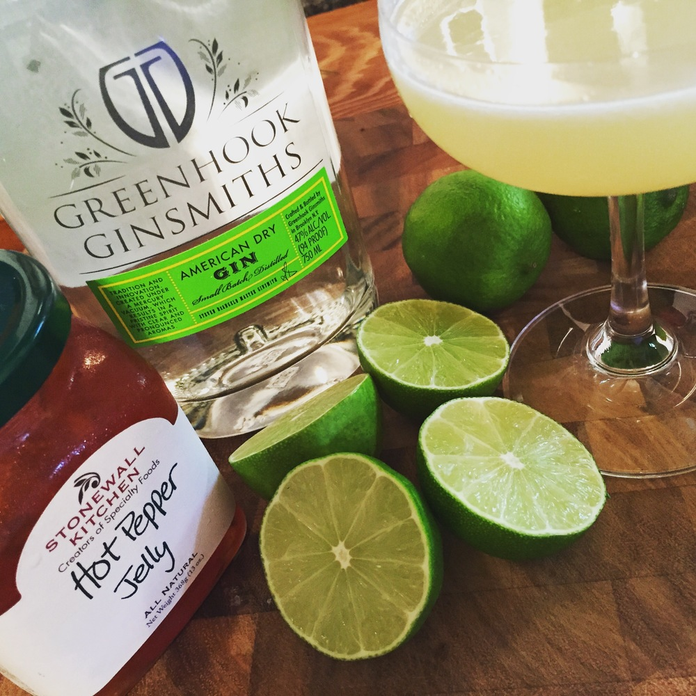 greenhook gin cocktail