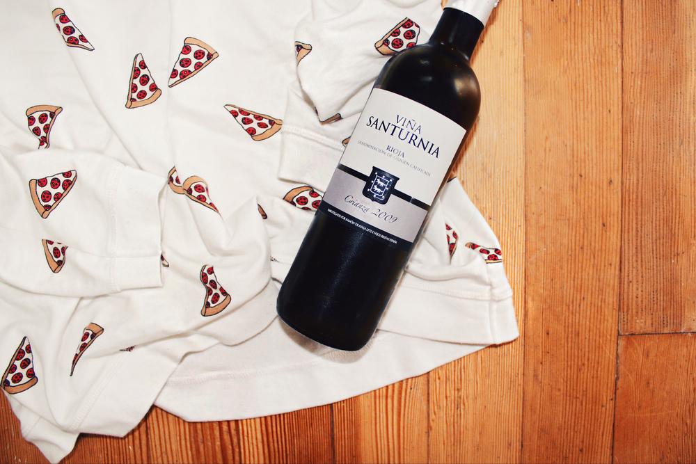 netflix and chill wine