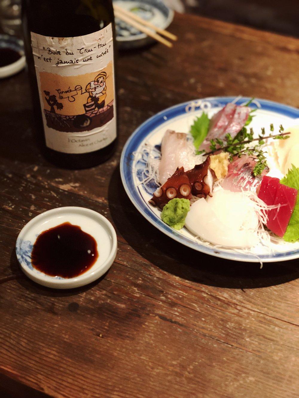 bunon wine bar tokyo