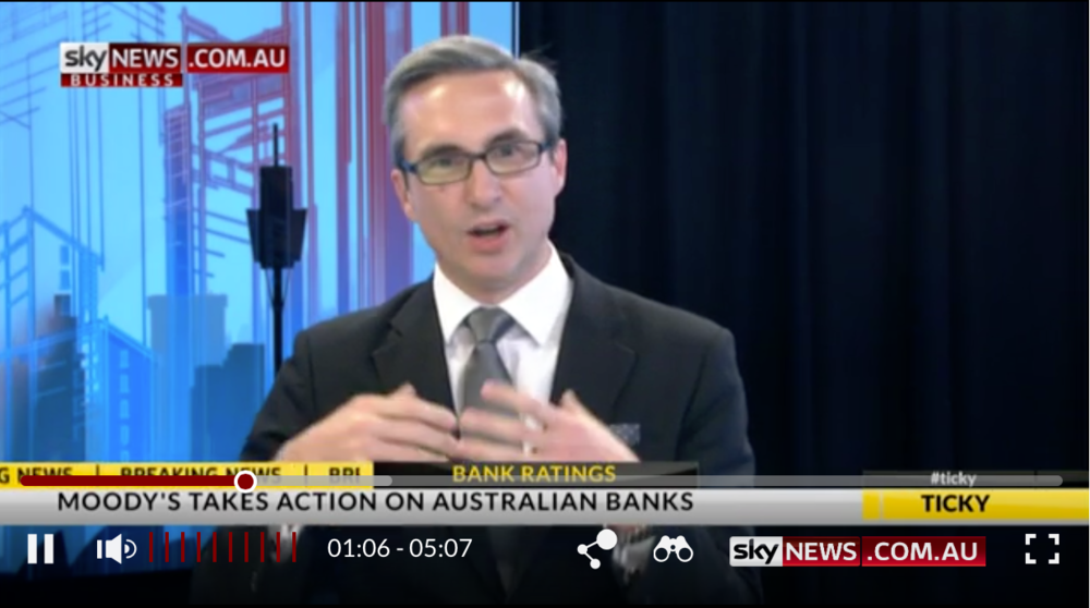 CT talks to Sky News about Aussie SMEs selling into China