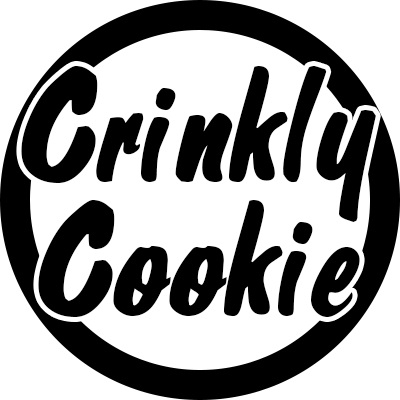 Crinkly Cookie