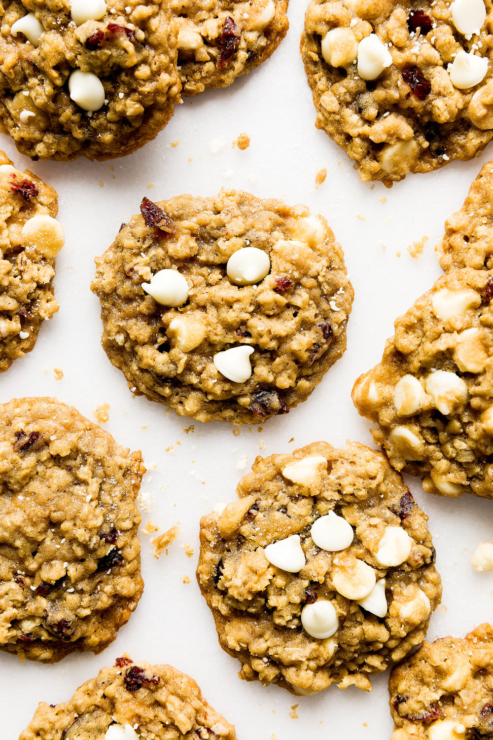 White Chocolate Cranberry Oatmeal Cookies (1 of 4).jpg