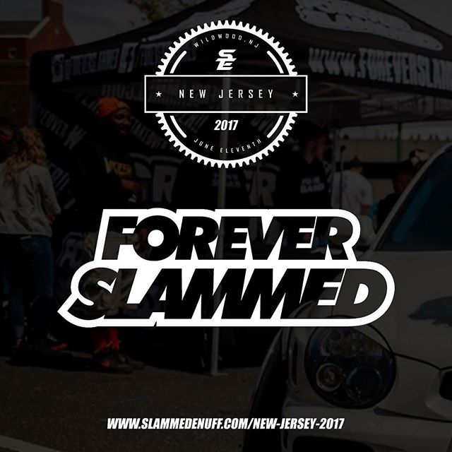 Catch the crew 30+ deep at @slammedenuff this weekend!  Going to be releasing some new designs, and bringing back some best sellers. Stop by the booth and check out our wide variety of high end wheels/ suspension and merchandise ⚔️ #ForeverSlammed  #FSFAM  #FSELITE  #WeTakeover
