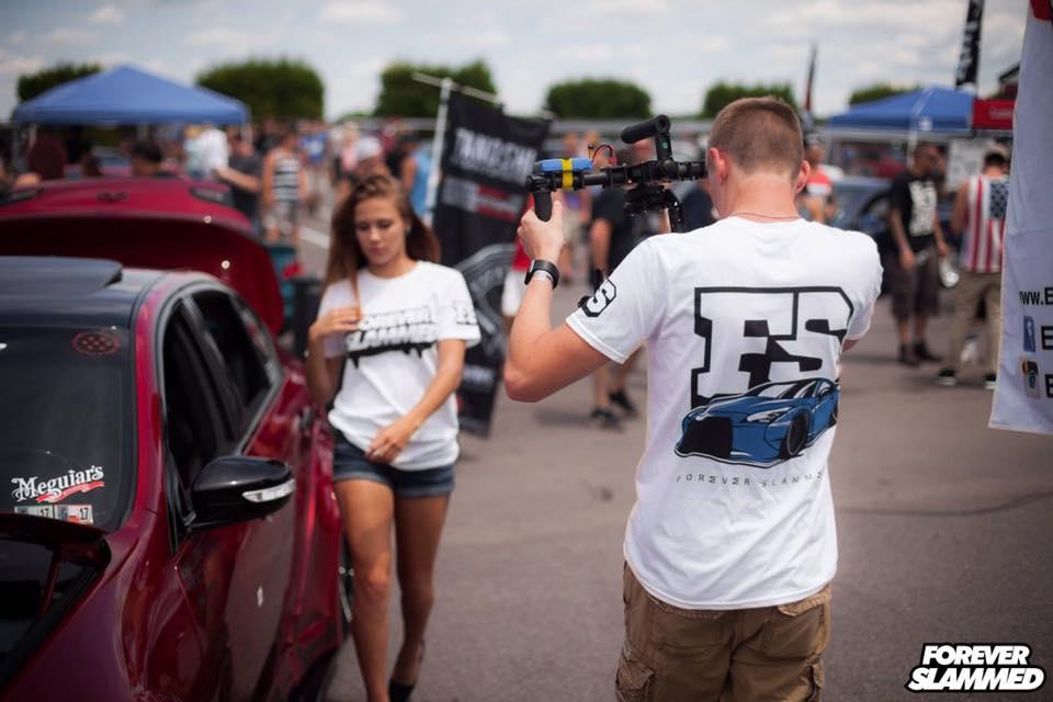 - Forever Slammed L.B GTR Graphic T-Shirt