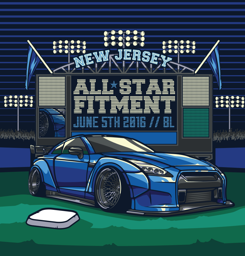 All Star Fitment 2016 -