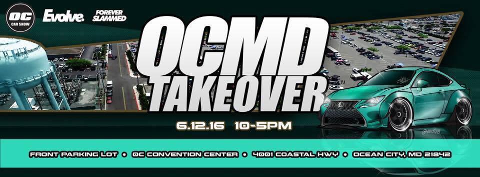 OCMD Takeover 2016 -