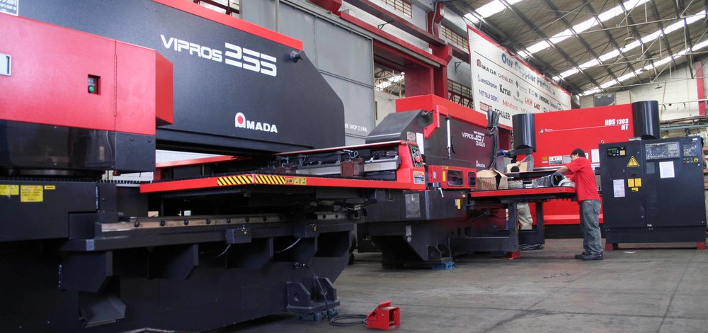 amada sheet metal solutions center