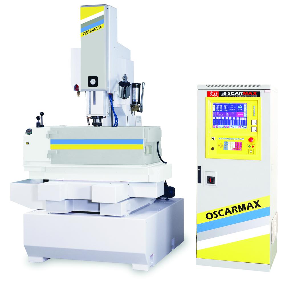 Oscarmax S430CNC: CNC EDM Machine