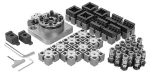 WoRKHOLDING tools for wirecut and edm systems