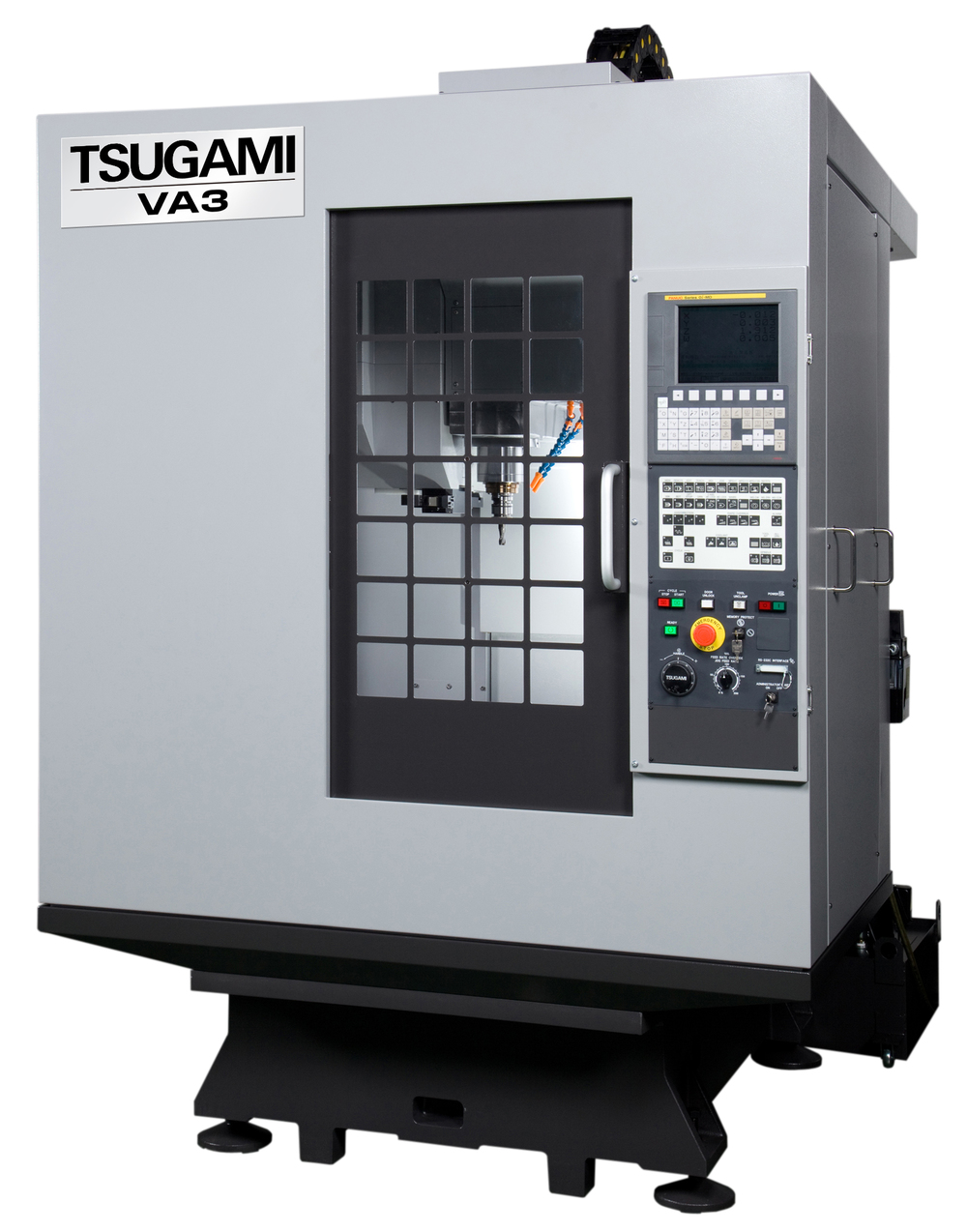 tsugami va3: cnc high speed machining center
