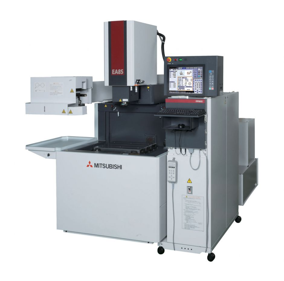 mitsubishi ea8 edm sinker with optional atc