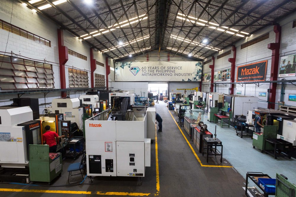 MESCO Manufacturing covers 1,300SQM, using the latest cnc machine tools in its manufacturing processes