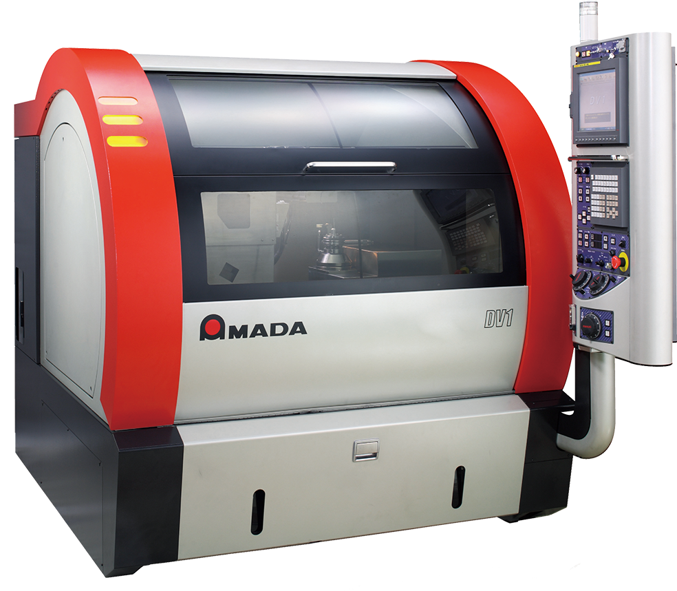 Amada DV1 Optical profile Grinder