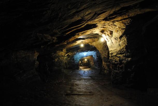 copper mining bacteria