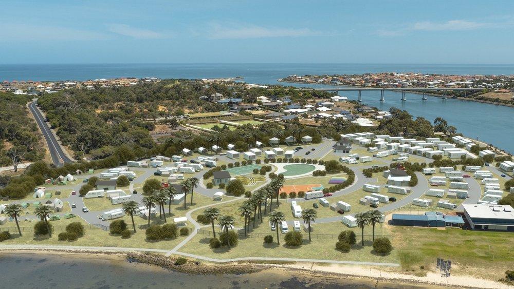 Tourist Caravan Parks