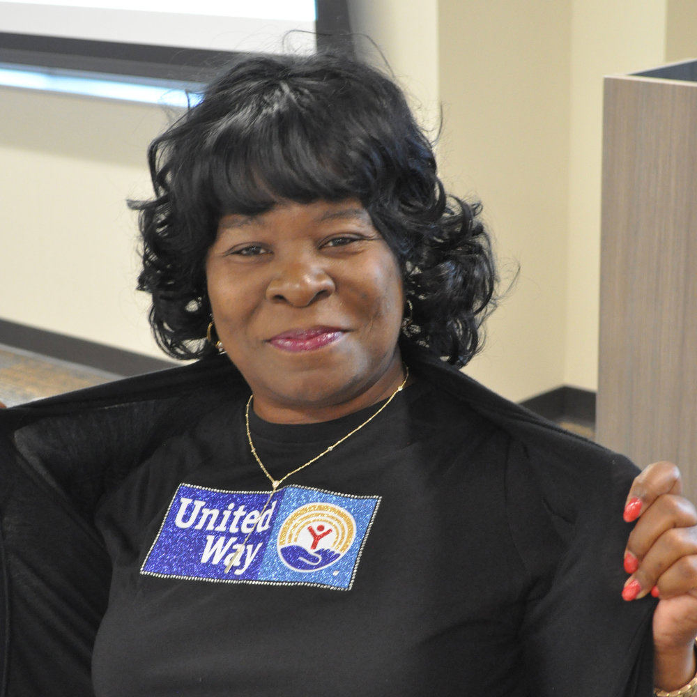 Pennie Clayton - United Way of Tarrant County