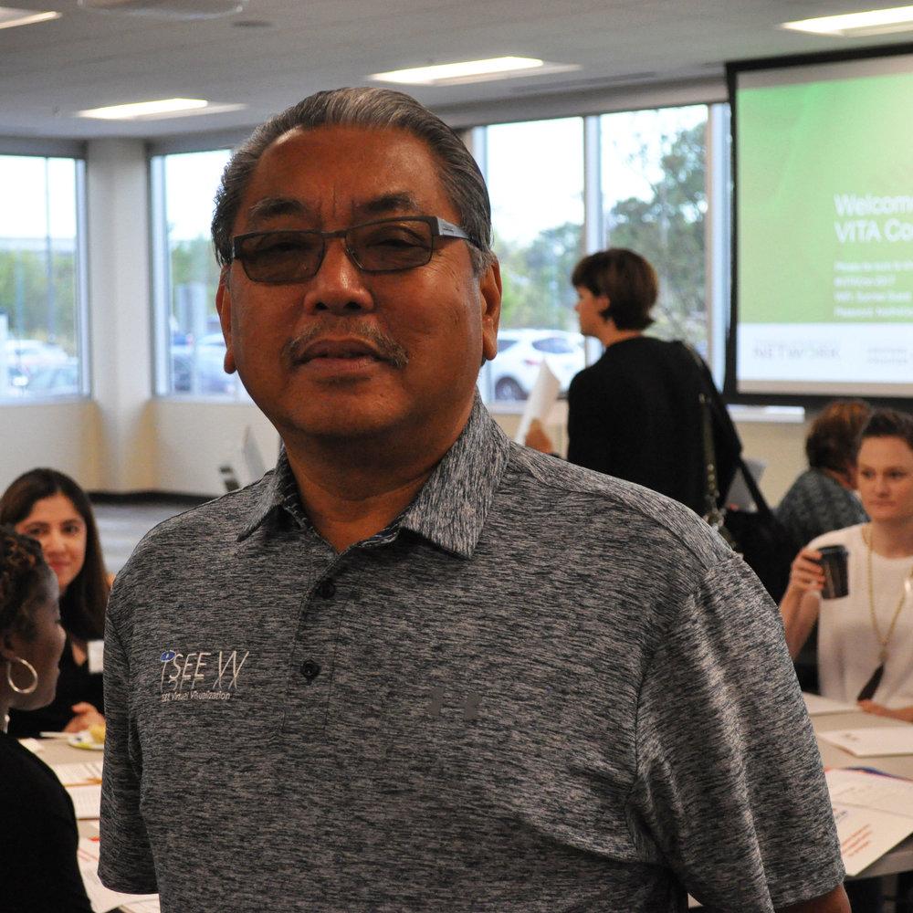 Desmond Leong - Metro-St. Louis CommunityTax Coalition