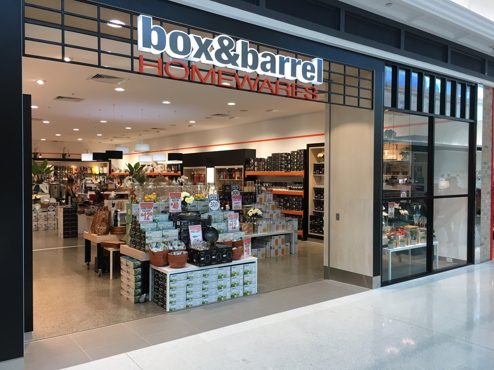 Box and Barrel - Westfield Garden City