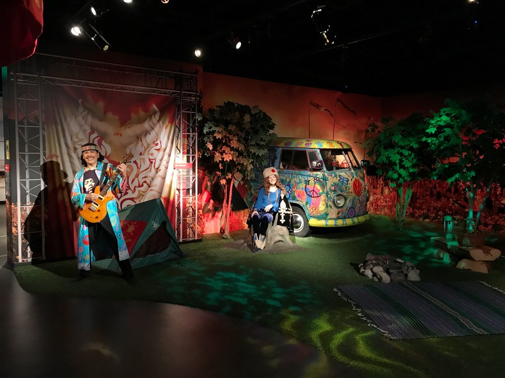 Carlos Santana & Janis Joplin