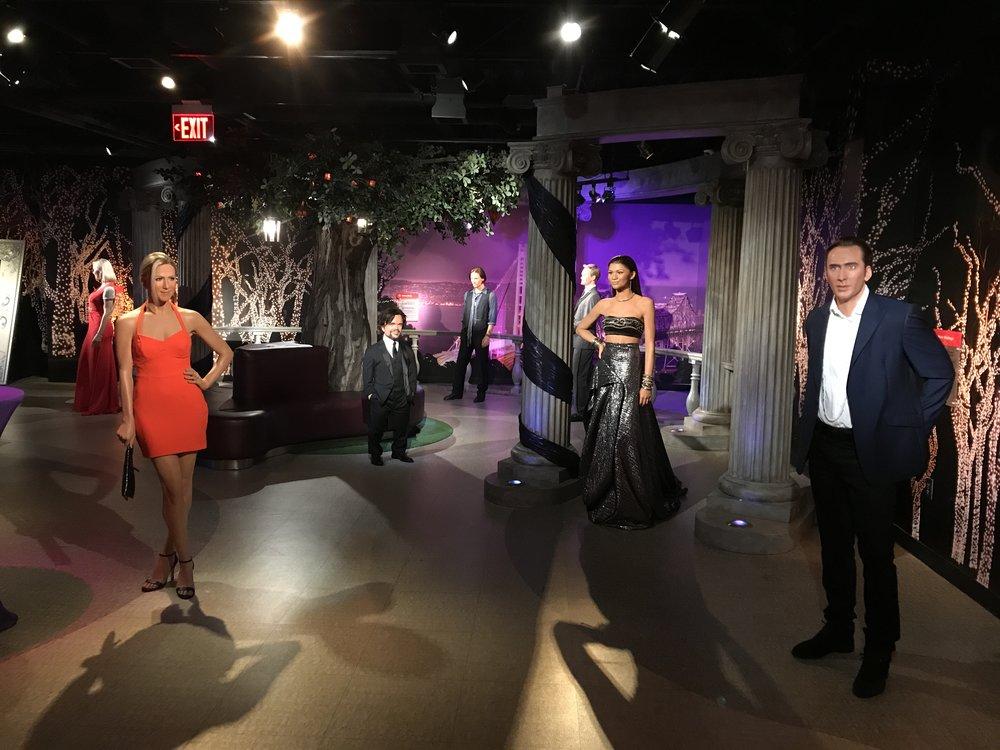 Jennifer Aniston, Peter Dinklage, Johnny Depp, NPH, Zendaya & Nicolas Cage