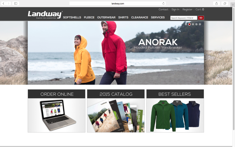 Landway Home Page