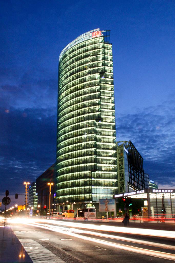Torre Deutsche Bahn