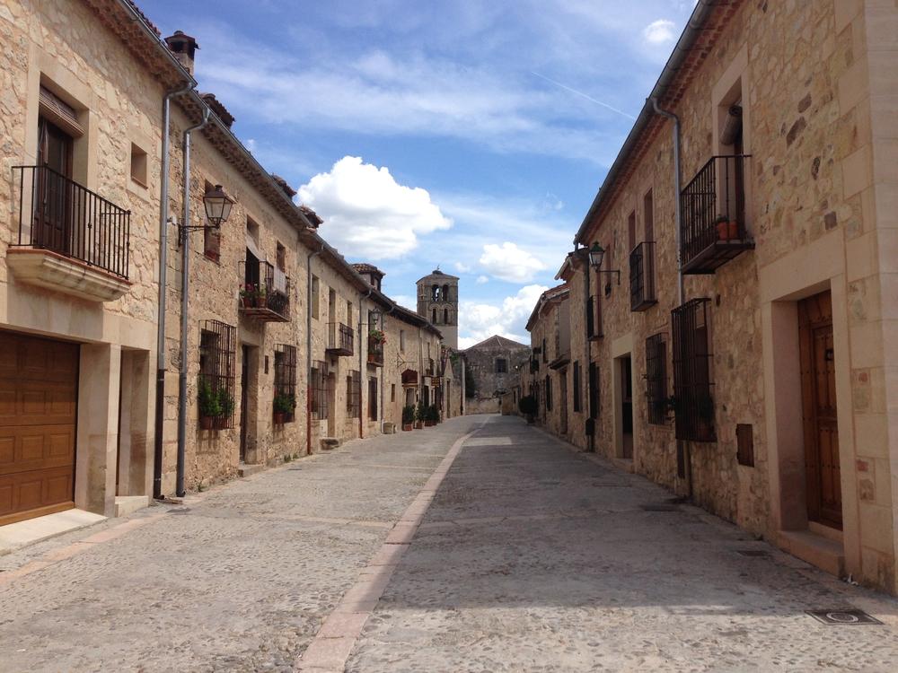 Rostro de Castilla