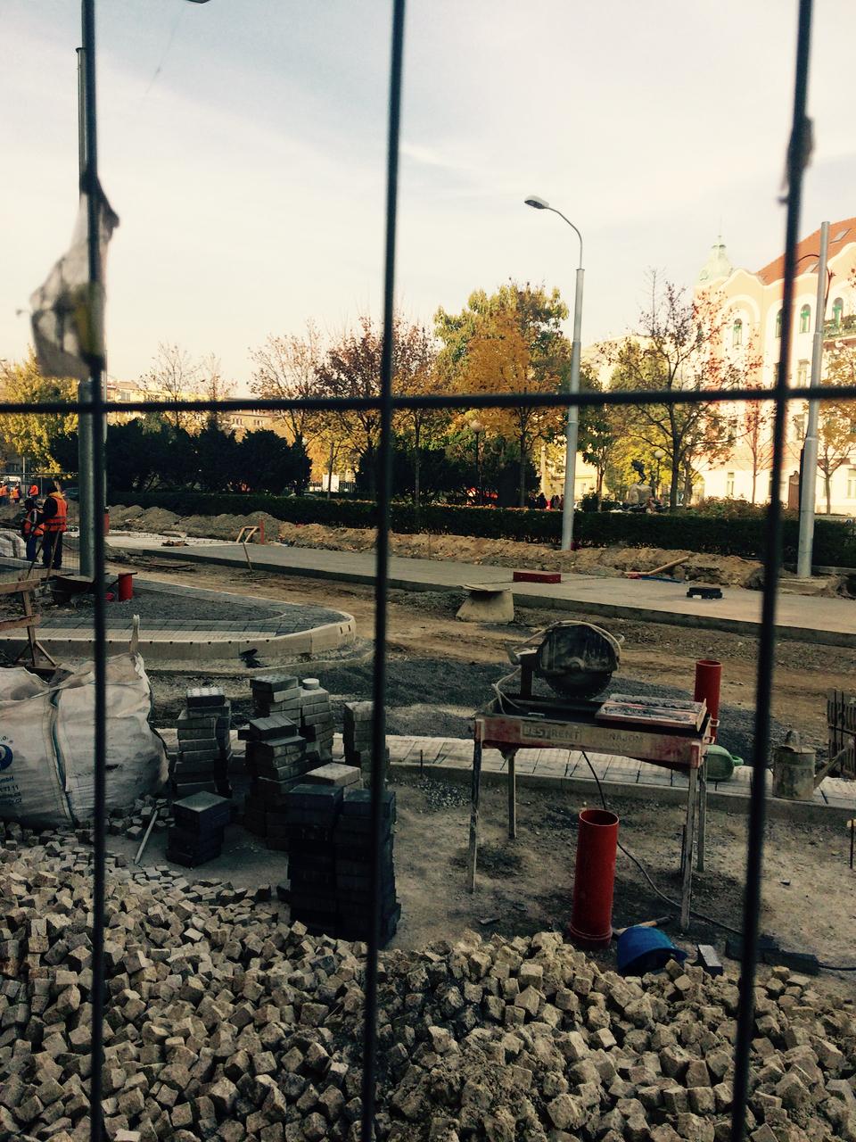 Waiting, Šaf. námestie, október 2015