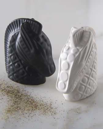 "Jonathan Adler ""Horse"" Salt & Pepper Set"