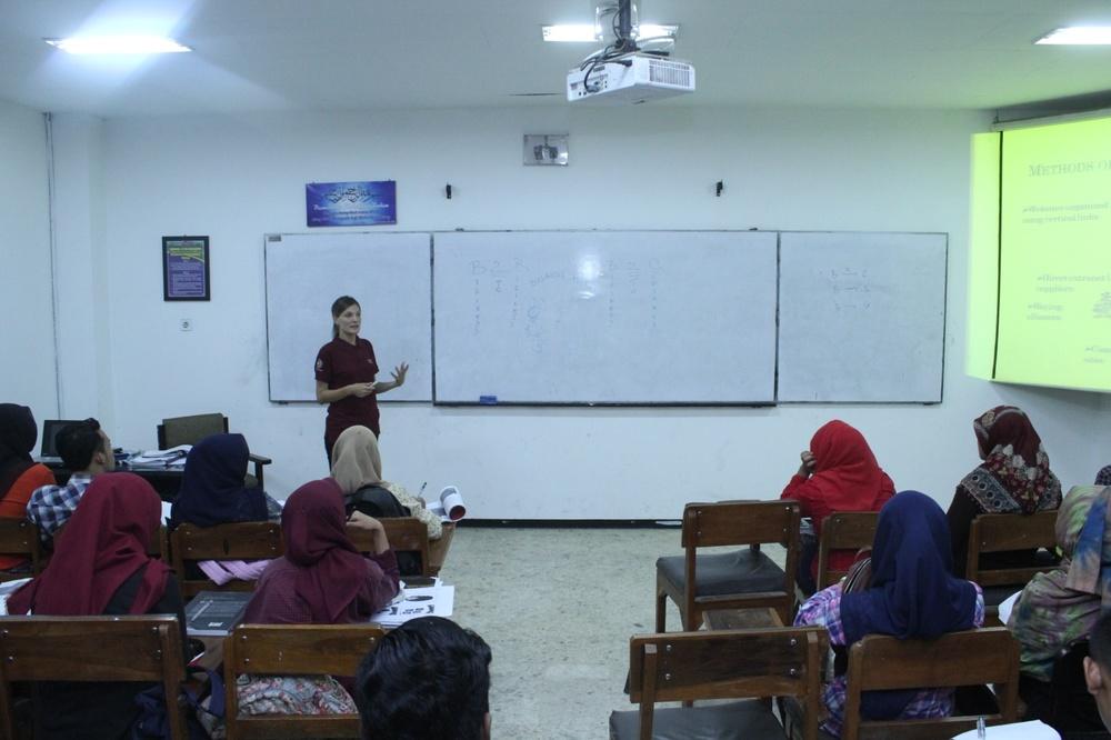 Java muslim school