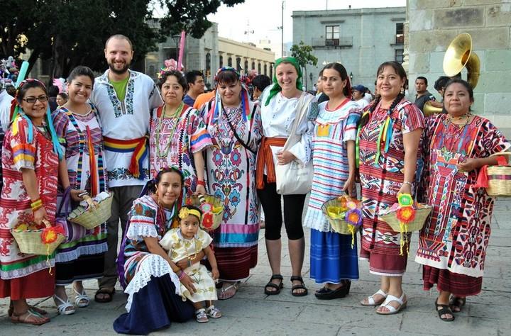 Oaxaca Mexic