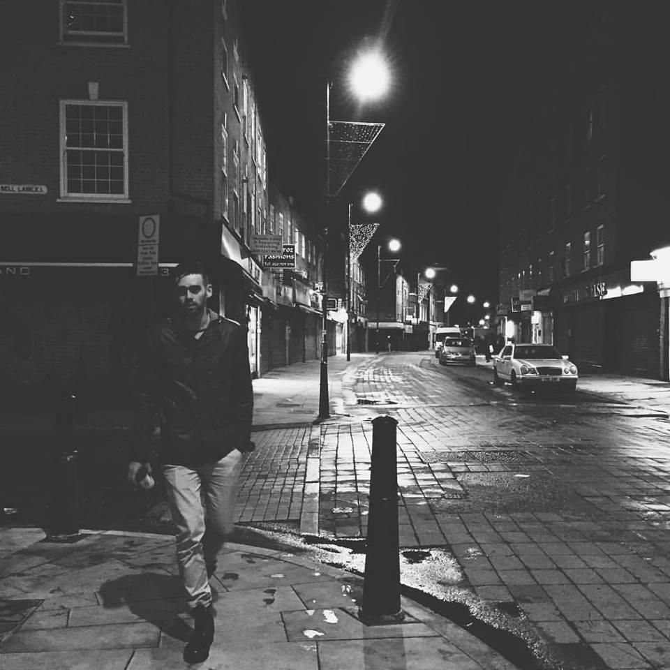 London, 2015. Photo: Tasha Potter.