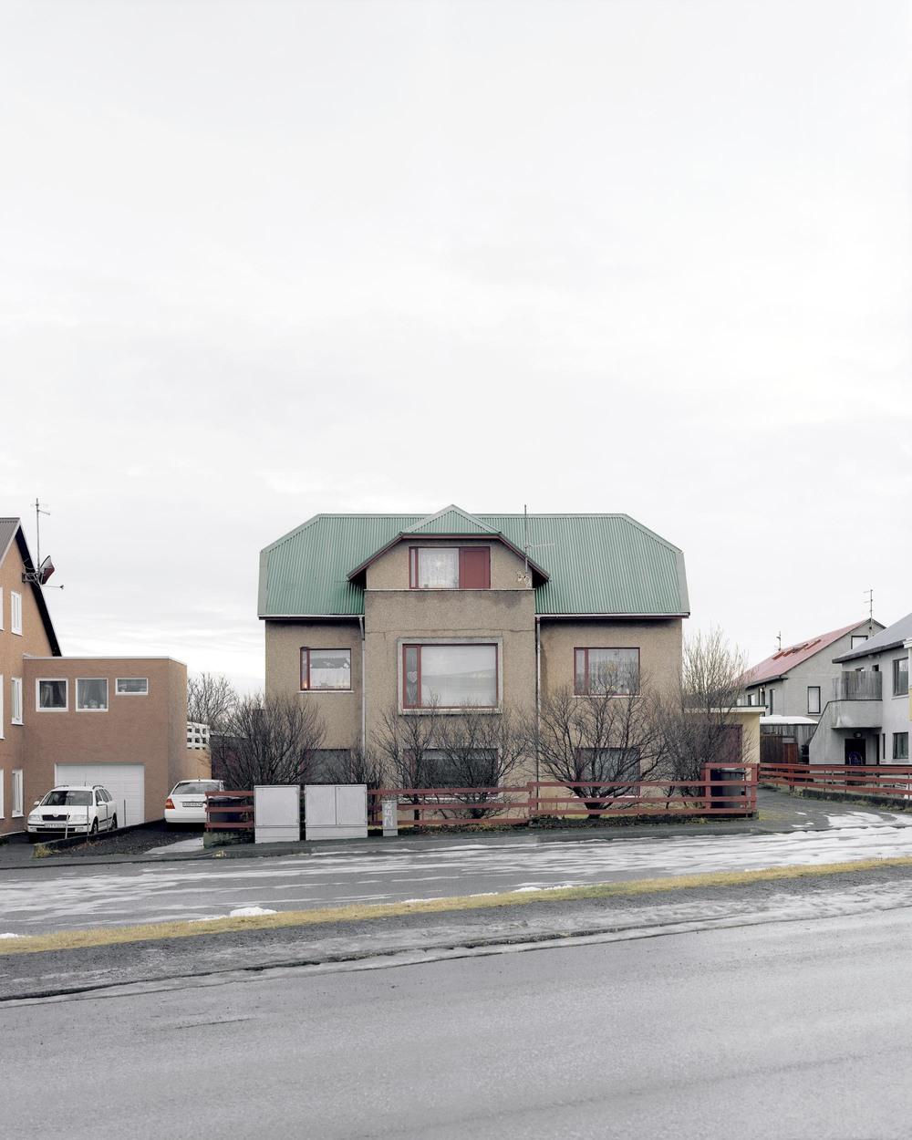 Geirfinnur's House