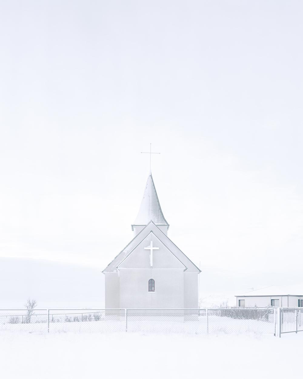 Guðjón's Church #4
