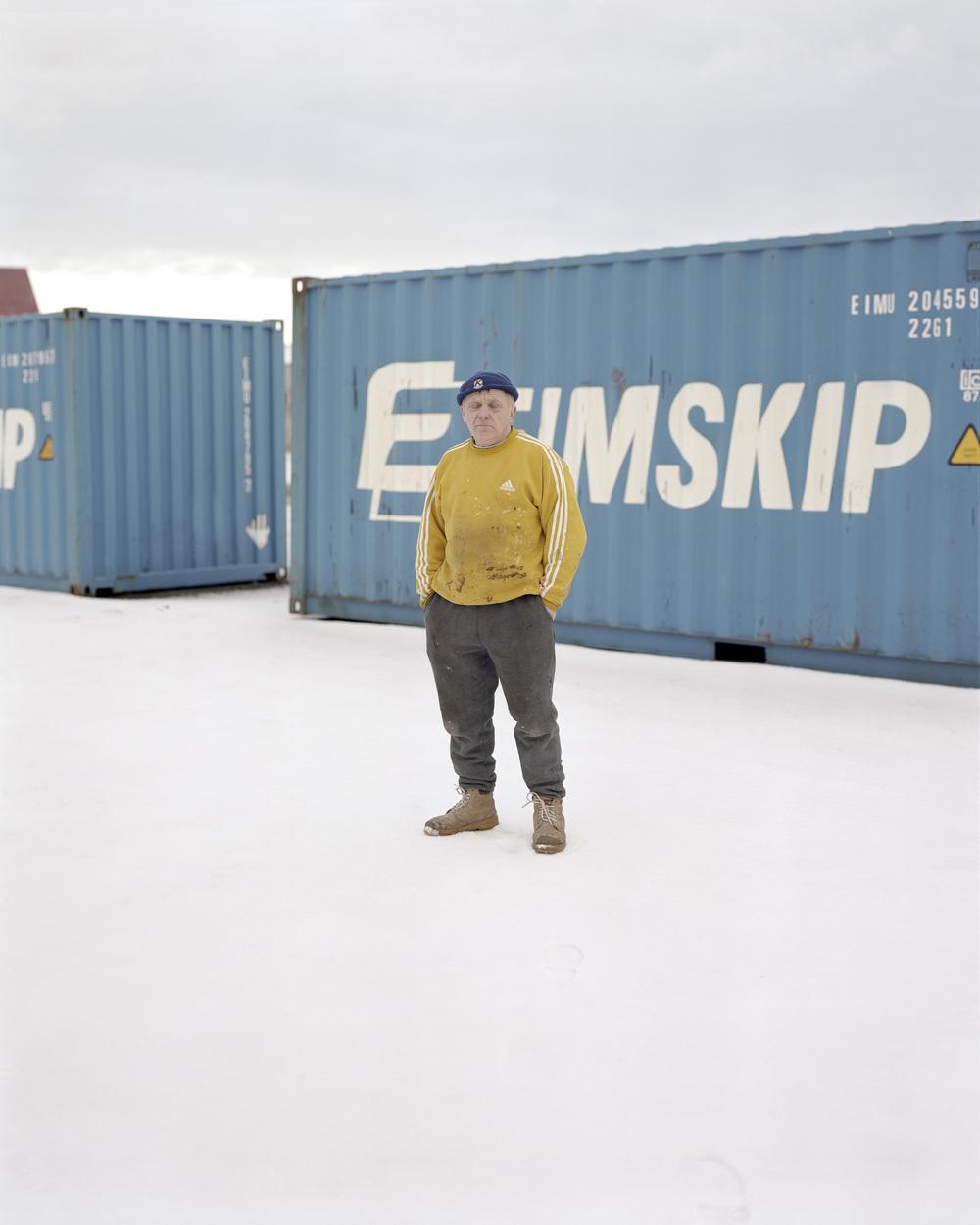 Polish Docker, Keflavík