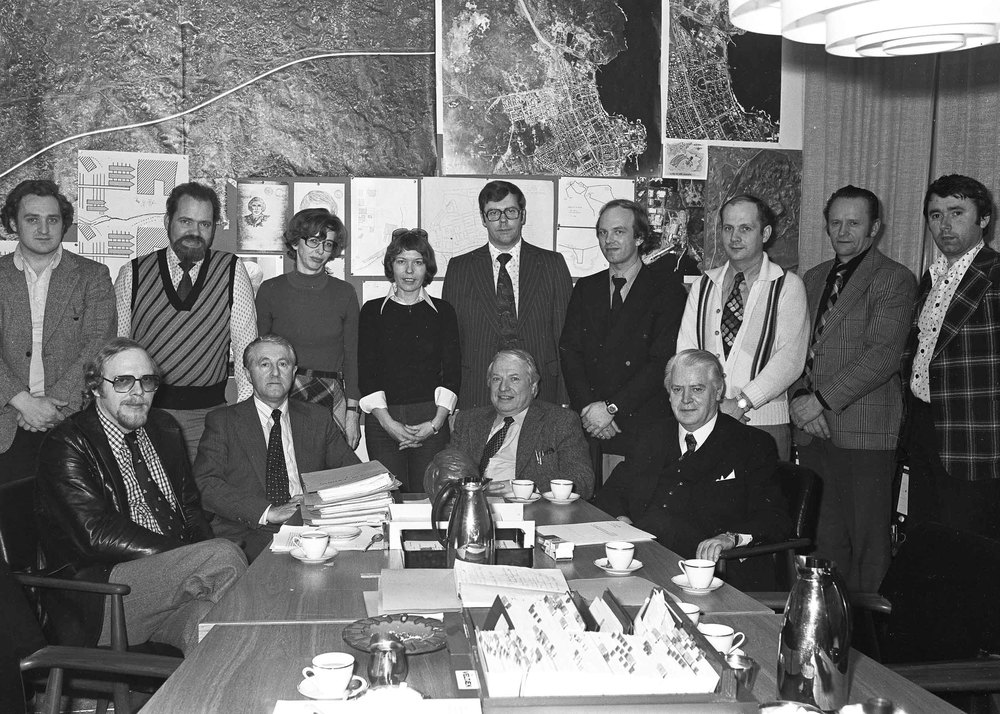 Karl Schütz's Task Force, August 1976