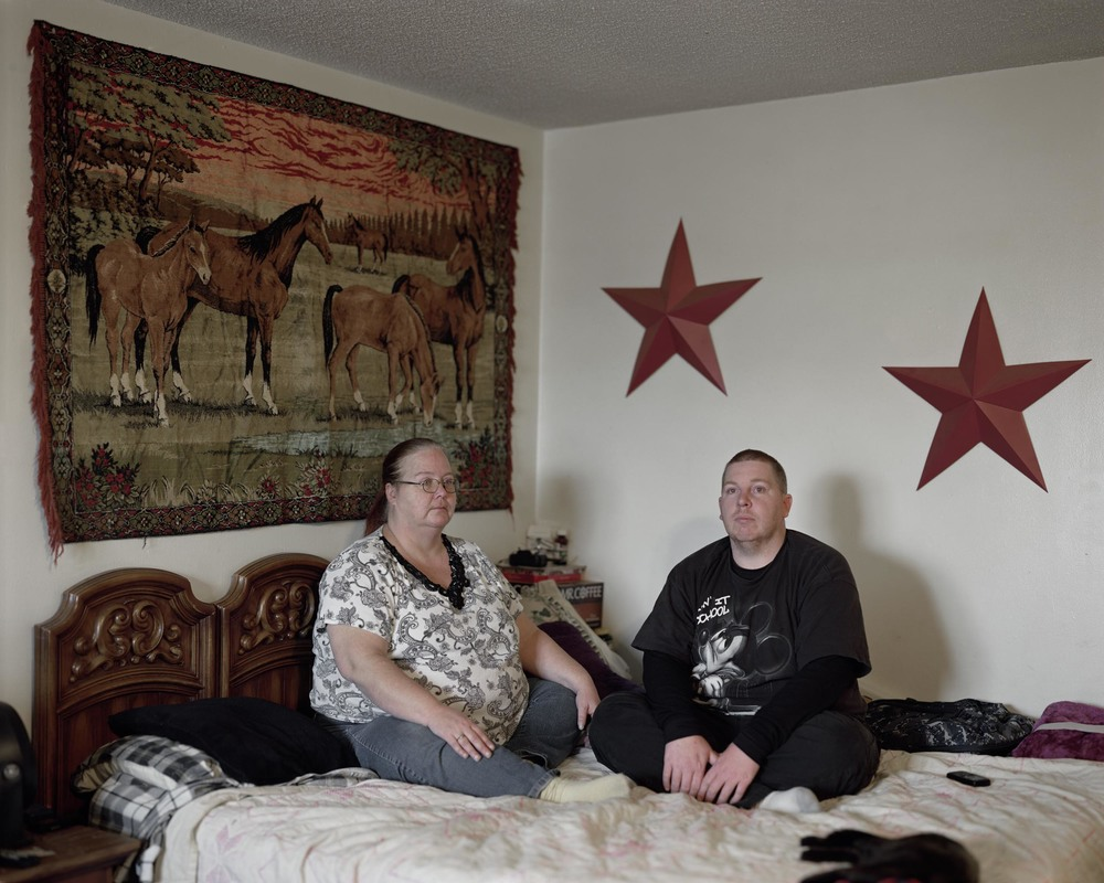 Darren & Dianah, Oregon, 2012