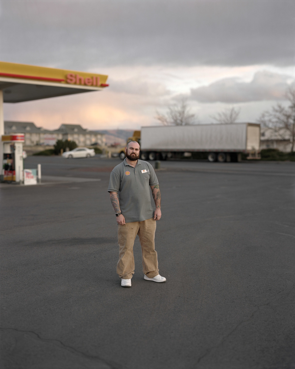 Jerrico, Oregon, 2012
