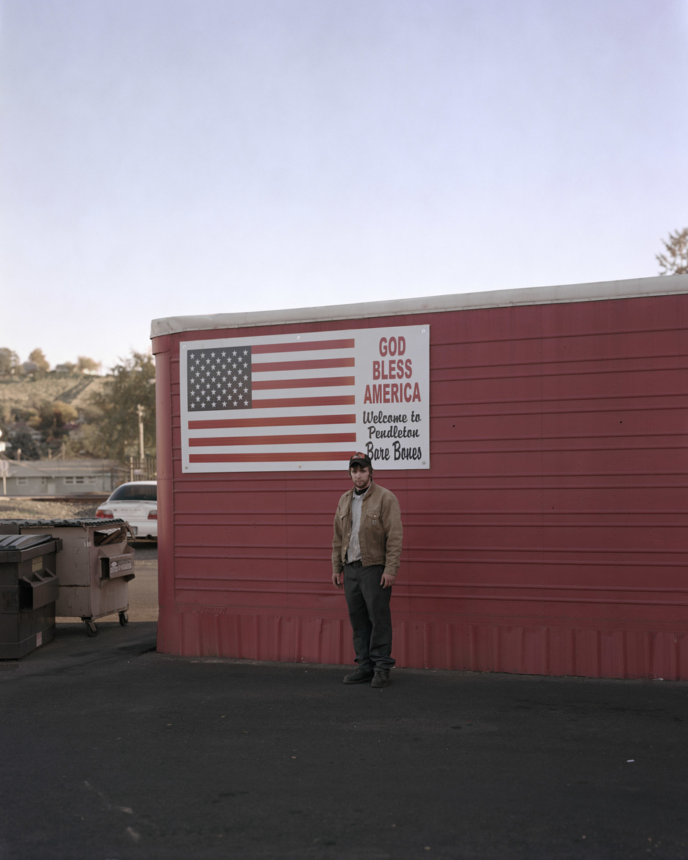 Mitch, Oregon, 2013
