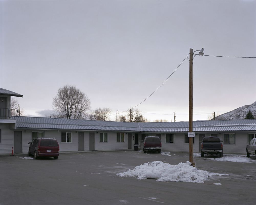 Oregon Trail Motel, Oregon, 2012