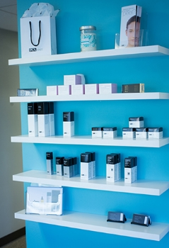 Lux Beauty Room - PCA Products