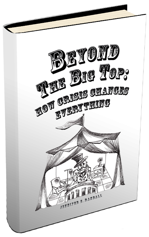 Beyond the Big Top - Author Jen Randall