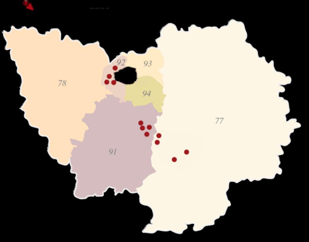 REGION PARISIENNE