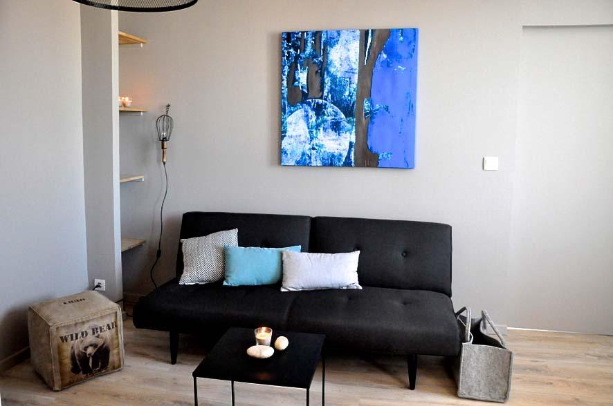 Investissement Locatif Marseille Studio transformé en 2 pièces Budget : 85'000€ Rentabilité 8,4%