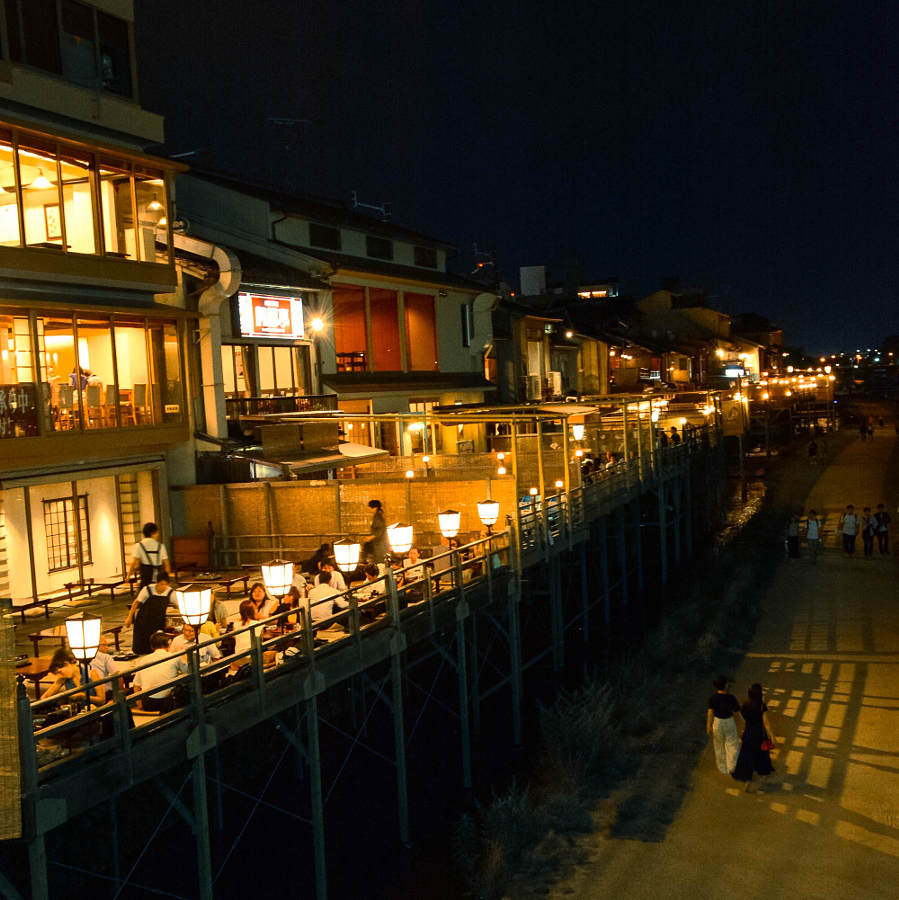 Kyoto Gion nite