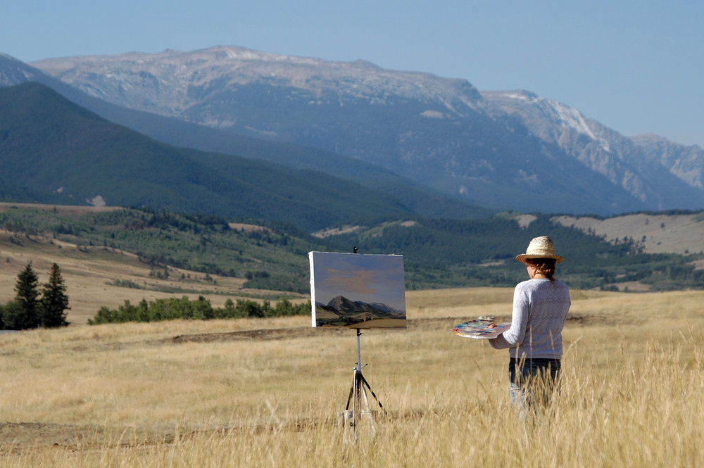 painting Alice painting the mountains1.jpg