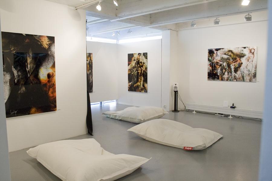 Luova exhibit in Helsinki